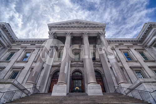 Manhattan Appellate Courthouse in NYC